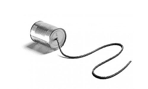 عدم وجود تماس و ارتباط کافی