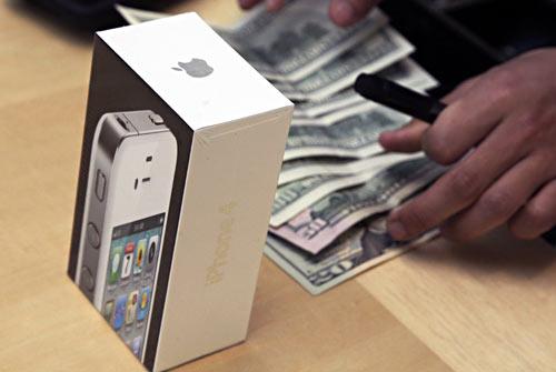 تمرکز استراتژی بازاریابی اپل