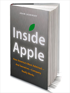کتاب درون اپل