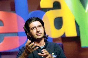 رموز موفقیت «پیر امیدیار» بنیانگذار ایرانیتبار سایت eBay  جاده ابریشم قرن بیستویکم