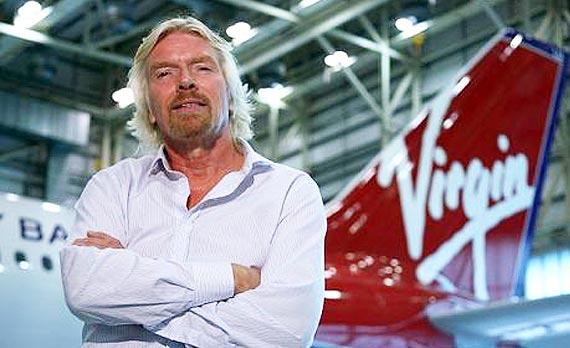 پنج پند از ریچارد برانسون برای شروع یک کسب و کار موفق