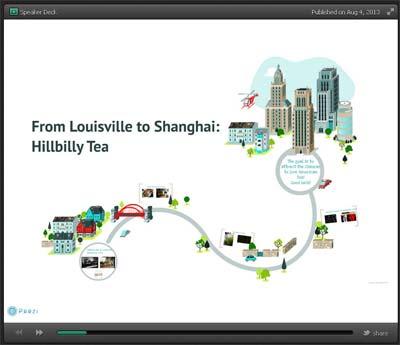 چگونه از طریق اسلاید شوهای مناسب کسب و کار خود را در فضای مجازی معرفی کنیم